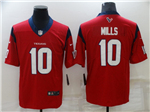 Houston Texans #10 DeAndre Hopkins Red Vapor Untouchable Limited Jersey