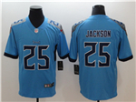 Tennessee Titans #25 Adoree' Jackson Light Blue Vapor Untouchable Limited Jersey