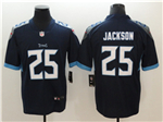 Tennessee Titans #25 Adoree' Jackson Navy Blue Vapor Untouchable Limited Jersey