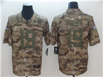 Minnesota Vikings #19 Adam Thielen 2018 Camo Salute To Service Limited Jersey