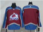 Colorado Avalanche Home Burgundy Team Jersey