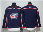 Columbus Blue Jackets Navy Blue Team Jersey