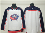 Columbus Blue Jackets White Team Jersey
