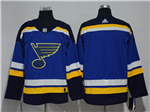 St. Louis Blues 2017/18 Home Blue Team Jersey