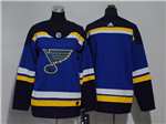 St. Louis Blues Women's Home Blue Team Jersey