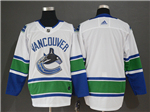 Vancouver Canucks White Team Jersey
