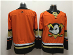 Anaheim Ducks 2017/18 Orange Team Jersey