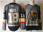 Vegas Golden Knights #18 James Neal Gray Jersey