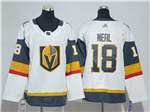 Vegas Golden Knights #18 James Neal White Jersey