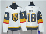 Vegas Golden Knights #18 James Neal Women's White Jersey