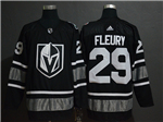 Vegas Golden Knights #29 Marc-André Fleury Black 2019 All Star Game Jersey