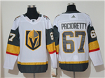 Vegas Golden Knights #67 Max Pacioretty White Jersey