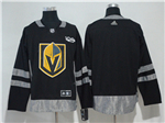 Vegas Golden Knights Black 100th Anniversary Team Jersey