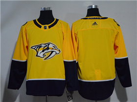 Nashville Predators Gold Team Jersey