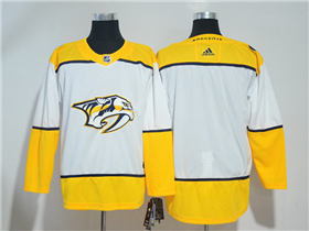 Nashville Predators 2017/18 White Team Jersey