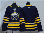 Buffalo Sabres Women's Navy Team Jersey