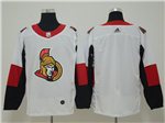 Ottawa Senators White Team Jersey