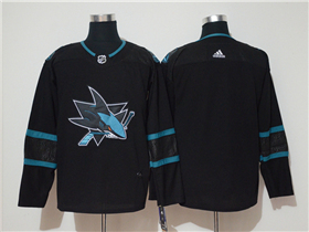 San Jose Sharks Black Team Jersey