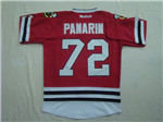 Chicago Blackhawks #72 Artemi Panarin Home Red Jersey