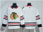 Chicago Blackhawks White Team Jersey