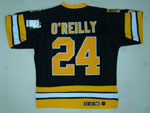 Boston Bruins #24 Terry O'Reilly Throwback Black Jersey