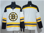 Boston Bruins White Team Jersey