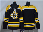 Boston Bruins Women's Black Team Jersey