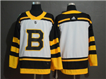 Boston Bruins White 2019 Winter Classic Team Jersey