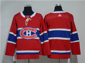 Montreal Canadiens 2017/18 Red Team Jersey