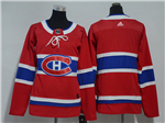 Montreal Canadiens Women's Red Team Jersey