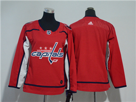 Washington Capitals 2017/18 Youth Red Team Jersey