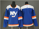 New York Islanders Women's Alternate Blue Team Jersey