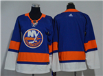 New York Islanders Women's Blue Team Jersey