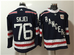 New York Rangers #76 Brady Skjei Navy 2018 Winter Classic Jersey