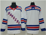 New York Rangers White Team Jersey