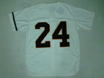 Houston Colt.45s #24 Jimmy Wynn 1964 Throwback Cream Jersey