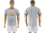Manchester United F.C. 2017/18 3rd Gray Soccer Jersey