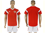 Russia 2018 World Cup Home Red Jersey