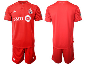 c8dec43a92c Toronto FC 2019 20 Home Red Soccer Jersey -TTE Trading Co.