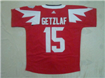 Team Canada 2016 World Cup #15 Ryan Getzlaf Red Jersey