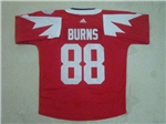 Team Canada 2016 World Cup #88 Brent Burns Red Jersey