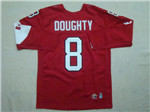Team Canada 2014 Sochi Winter Olympic #8 Drew Doughty Red Jersey