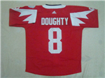 Team Canada 2016 World Cup #8 Drew Doughty Red Jersey