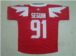 Team Canada 2016 World Cup #91 Tyler Seguin Red Jersey