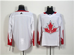 Team Canada 2016 World Cup White Jersey