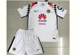 Club América 2017/18 Away White Soccer Jersey