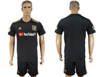 Los Angeles FC 2018 Home Black Soccer Jersey