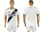 Los Angeles Galaxy 2018 Home White Jersey