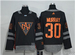 Team North America 2016 World Cup #30 Matt Murray Black Jersey