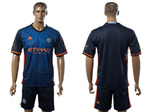 New York City FC 2016/17 Away Navy Blue Jersey